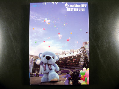 A-Nation 2007 Best Hit Live DVD