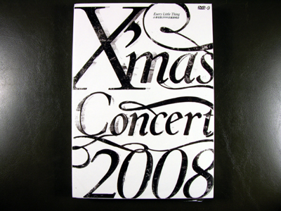Every Little Thing X'mas Concert 2008 DVD