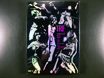 TRF Complete Best Live from 15th Anniversary Tour -Memories- 200