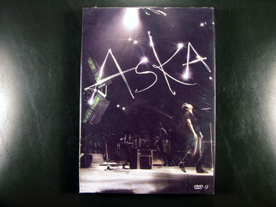 Aska Concert Tour 2009 Walk DVD