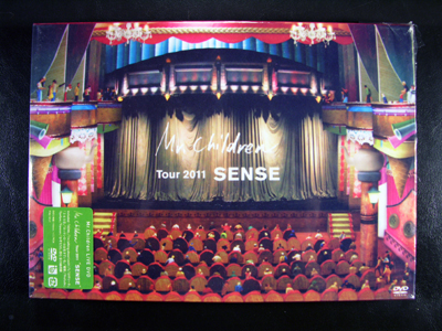 "Mr. Children TOUR 2011 ""SENSE"" DVD"