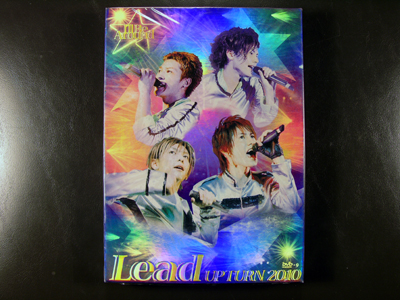 Lead Upturn 2010 - I'll Be Around  DVD