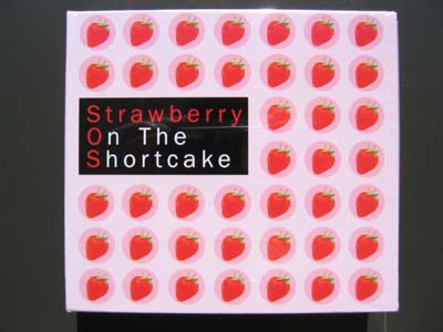 Strawberry On Shortcake DVD