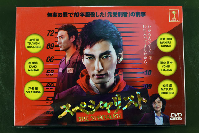 Specialist TV Series DVD English Subtitle