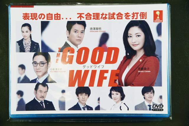 Good Wife DVD English Subtitle