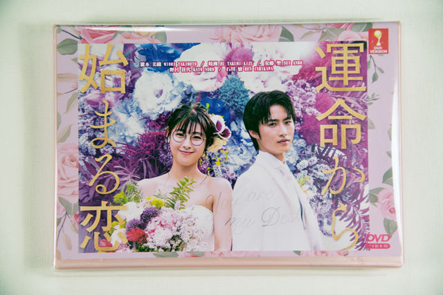 You Are My Destiny DVD English Subtitle