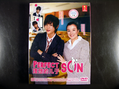 Perfect Son DVD English Subtitle
